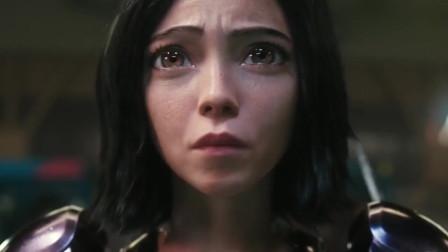战斗天使:将自己的眼泪一刀两断,这刀法真好