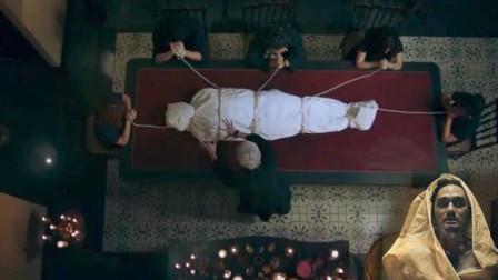 泰国恐怖片《尸降》这种古老的法术可以让去世的亲人而复生