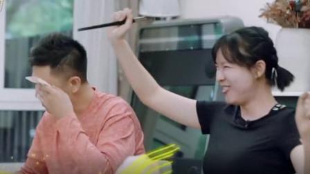 李艾和老公真是人才,给孩子选的儿歌太逗了!
