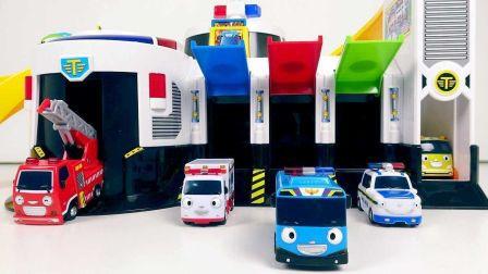 超级飞侠和托马斯工程车玩具