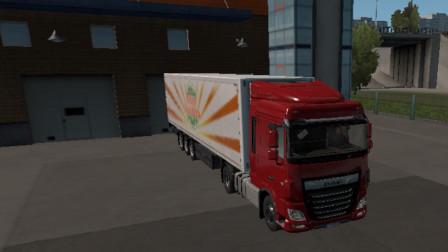 【书书zyj】欧洲卡车模拟2 第二季 ❤ 紧急运输 前往德累斯顿