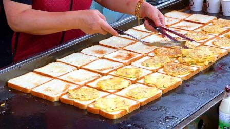 """韩国人这样做""""三明治"""",光看都知道很贵!"""