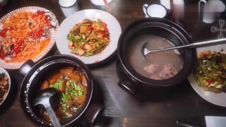 向往的生活3:剁椒鱼头、酸豆角鸡块.黄磊是个感情丰富的做饭机器