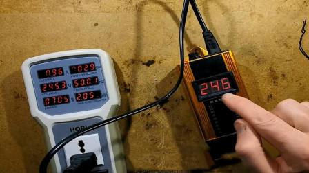 为什么节电器能吸收电压省电,是什么原理呢?今天算长见识了