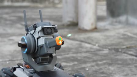 大疆是军火商?新品机器人火力太猛