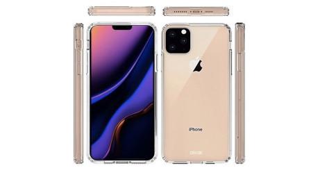 iPhone XI最新消息汇总:除了浴霸三摄刘海还将大幅缩小?