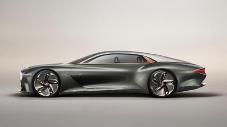 2020 宾利 Bentley EXP 100 GT 宣传片 The Future of Grand Touring