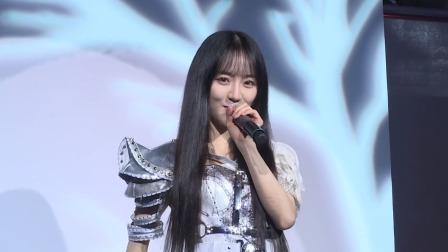 重生计划:遇到过什么特别毁三观的事情?  SNH48剧场公演20190711