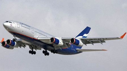 俄罗斯伊尔-96大型客机