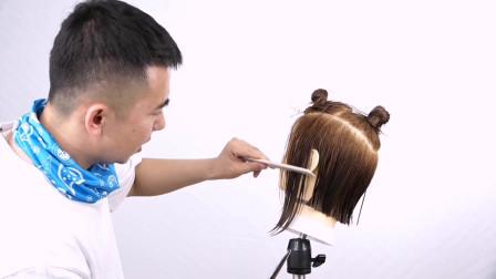 这款女生发型你一定要学习一下,非常实用