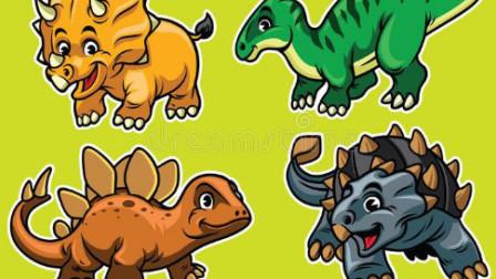 小恐龙寻宝石  重返侏罗纪世界恐龙喷火  恐龙世界2019动漫