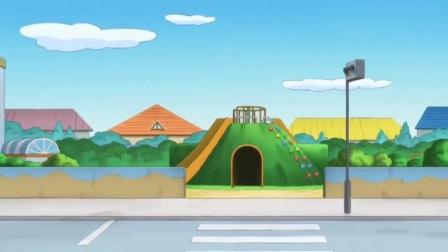 可爱巧虎岛:琪琪和巧虎他们在公园玩躲迷藏,结果糖果不见了