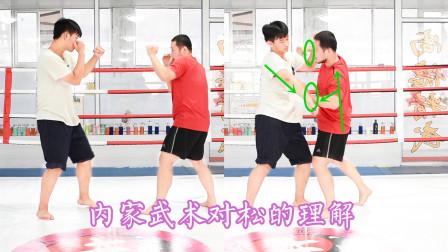 内家武术误区4:太极拳纯松是错误的,形意拳三节化劲的妙用