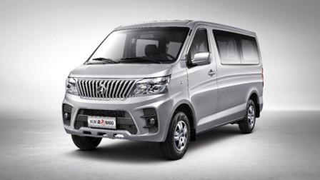 东安三菱发动机+爱信5MT,售价5.19万起,看长安睿行M60如何碾压同级车