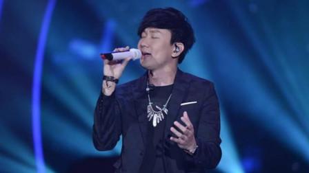 林俊杰现场一首《美人鱼》,唯美的歌词,唱出爱情的力量