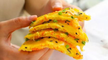 土豆丝鸡蛋饼  宝宝辅食食谱