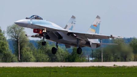大批苏35从本土出发,S400进入一级战备,普京宣示强硬态度
