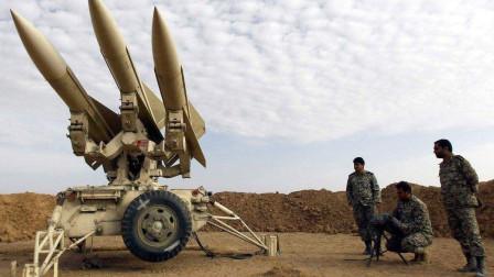 美国启动新一轮制裁,伊朗司令霸气宣告欢迎,10万枚导弹蓄势待发