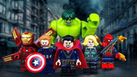 乐高Lego:复仇者联盟 灭霸的宝石马上就要收集齐了?
