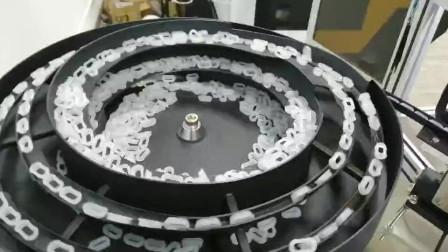 白色橡胶圈外观尺寸自动化检测 [思普泰克]