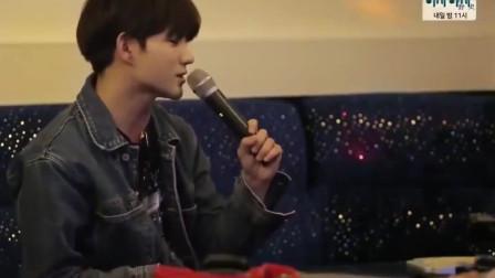 《妻子的味道》陈华和朋友一起去KTV,唱的歌曲名字,让咸素媛的表情不大好!