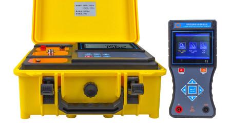 电缆识别仪技术操作教程(带电、不带电都可测)