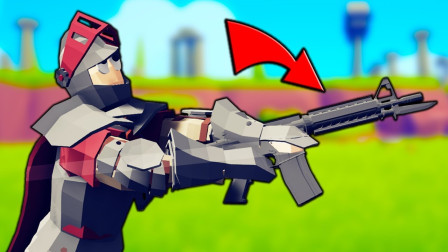 全面战争模拟器搞笑解说 小泡解说 最强远程兵种狙击兵!一枪电磁炮秒杀冰霜巨人!