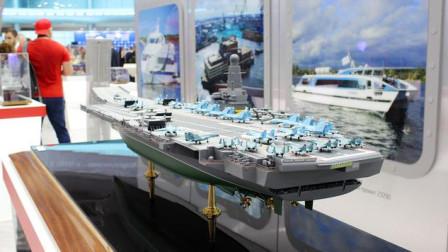 大国新型核航母出炉!31亿小投资,只为出口赚军费?