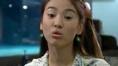 浪漫满屋:民赫邀请韩智恩吃晚餐,她看见生日蛋糕,却想起李英宰一脸伤心