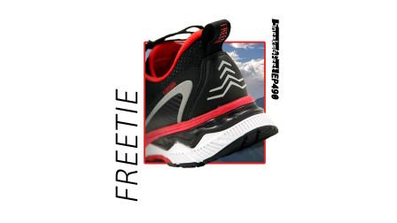 FreeTie跑鞋对标亚瑟士: 一直在模仿 期待能超越