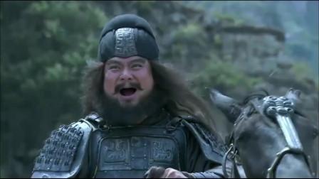 三国:张飞长板桥三声雷霆之吼,吓死曹操一员大将,这才是真正的狮吼功