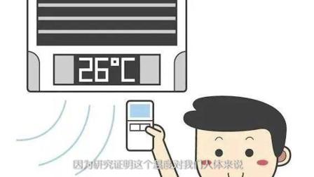 健康武汉说:你对空调病了解多少?