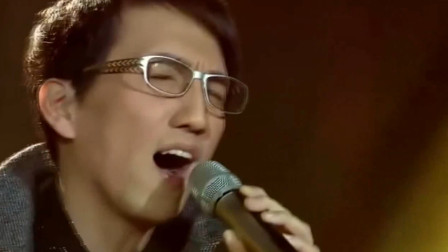 林志炫我是歌手一曲《没离开过》,高音惊艳全场,大气磅礴