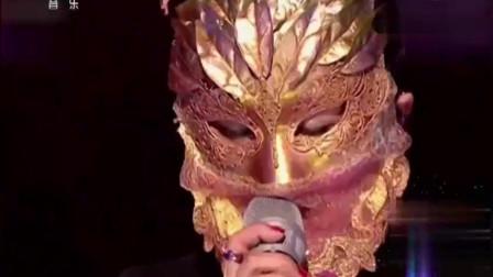 谭维维一首《映山红》赢得了超级歌王,真的用生命在歌唱