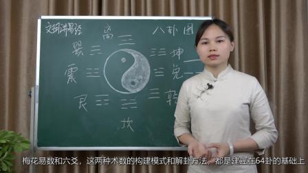 文玥讲易经《八卦图看似简单,却很难看懂,教初学者如何读懂八卦图?它主要构建模式和作用是什么?》