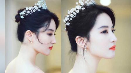 刘亦菲又营业!粉丝:她的美貌是行走的5A级风景区