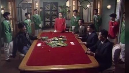 独臂人对战赌场三大高手,一心三用完胜对手,连赢三千万惊动赌王