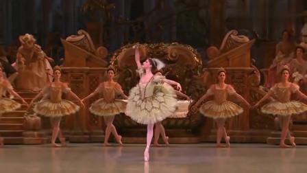 芭蕾《睡美人》温柔仙子变奏,2013巴黎国家歌剧院芭蕾舞团