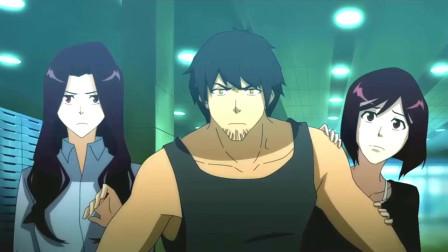 《尸兄》:大美女看着变成大尸兄的龙先生,吓瘫了,他是3S级感染者!
