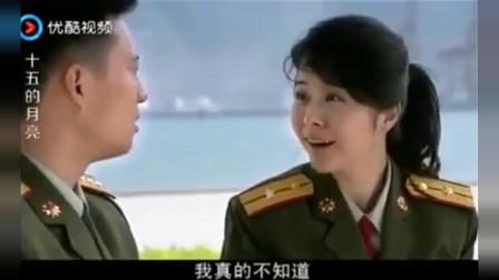 男兵向女兵表白,谈恋爱就跟汇报工作一样:表个态吧,女兵却跑了