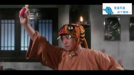 星爷电影要看粤语版,看看这段就知道了,普通话就说不出那个押韵