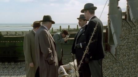 阿加莎经典悬疑小说改编《ABC谋杀案》神秘杀手随机杀人挑战大侦探波洛