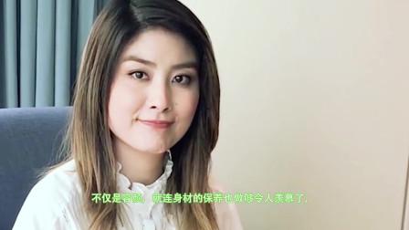 被46岁陈慧琳惊到了,路人镜头下曝光真实颜值,网友:不开心