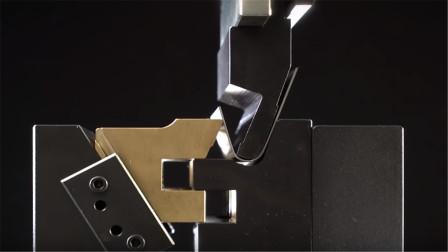 高效率折弯机制动器,钢板:凹造型,成为整个车间最靓的崽儿!