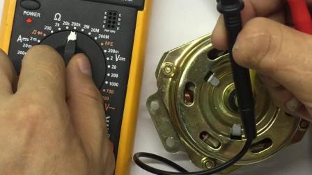 五条线电风扇接线方法