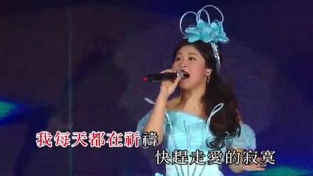 泰国17岁小邓丽君,朗嘎拉姆一曲《千言万语》嗓音也太像了