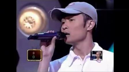 冯文乐模仿张国荣谭咏麟唱《爱的根源》现场掌声足以证明有多像