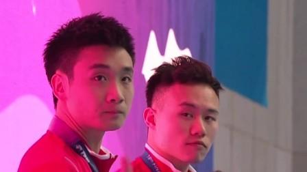 2019FINA世锦赛 决赛-男子双人3米跳板