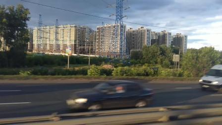 俄罗斯莫斯科铁路(中国时间1:09)
