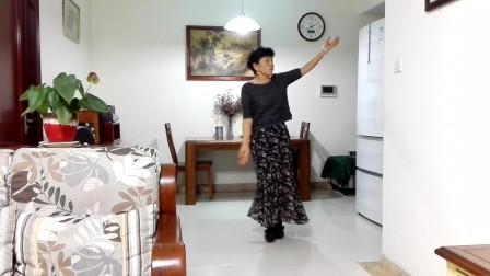 林子瘦身塑形健体舞:蝶儿蝶儿漫天飞!(原创)